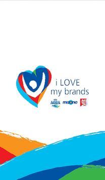 Love My Brands poster