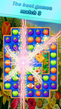 Fruits Super Match Blash screenshot 1