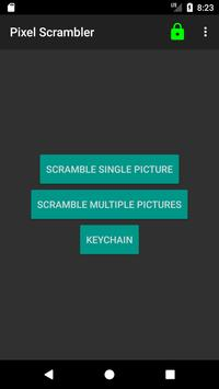 Pixel Scrambler poster
