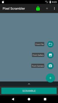 Pixel Scrambler screenshot 1