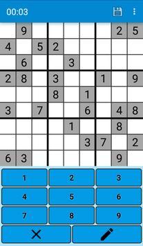 Sudoku is Fun screenshot 1