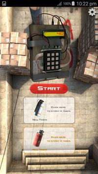 Bomb and Nade Timer for CS:GO poster