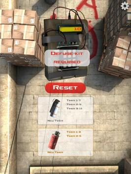 Bomb and Nade Timer for CS:GO screenshot 10