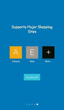 PriceText - Floating Popup Search to Compare Price apk screenshot