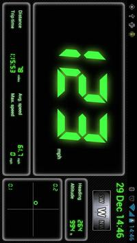 Droid Dashboard (Green) poster