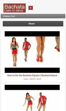 Bachata poster