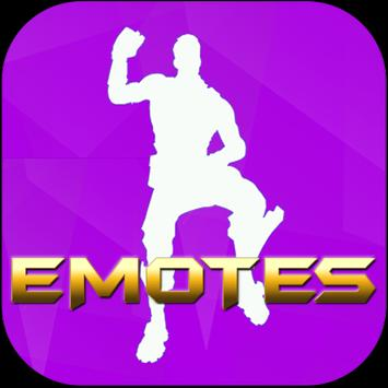 Emotes Dance For tnit poster