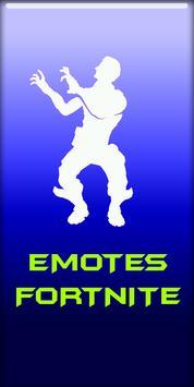 Emotes For For tnite 2018 poster