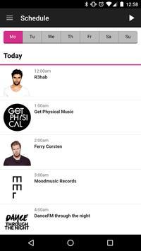 Dance FM screenshot 2