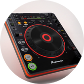 music mixer dj studio 2015 icon