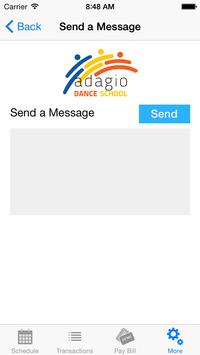Adagio Dance Studio screenshot 4