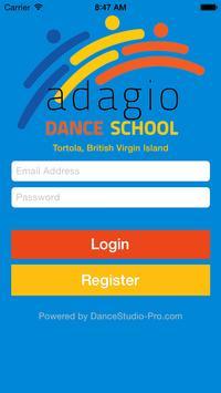Adagio Dance Studio poster