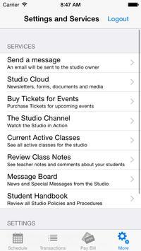 Adagio Dance Studio screenshot 3
