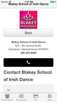 Blakey School of Irish Dance screenshot 2