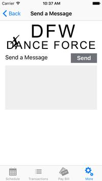 DFW Dance Force apk screenshot