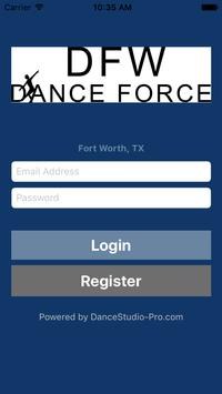 DFW Dance Force poster