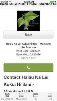 Halau Ka Lei Kukui Hi'ilani - Mainland USA screenshot 2