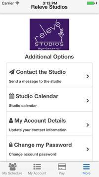 Releve Studios screenshot 1