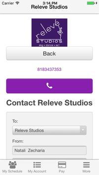 Releve Studios screenshot 2