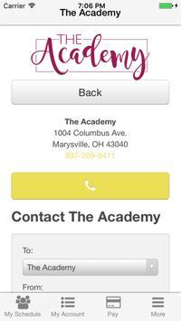 The Academy screenshot 2