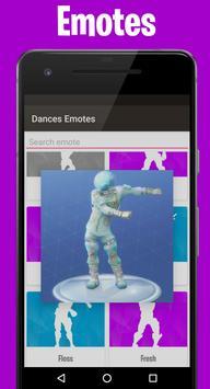 Dances and Emotes imagem de tela 1