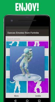 Dances and Emotes स्क्रीनशॉट 2