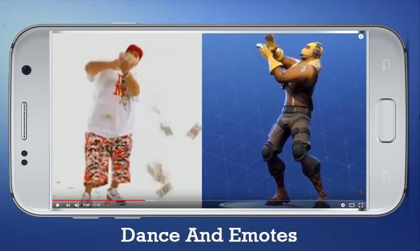 Dance And Emotes poster