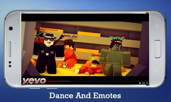 Dance And Emotes screenshot 1