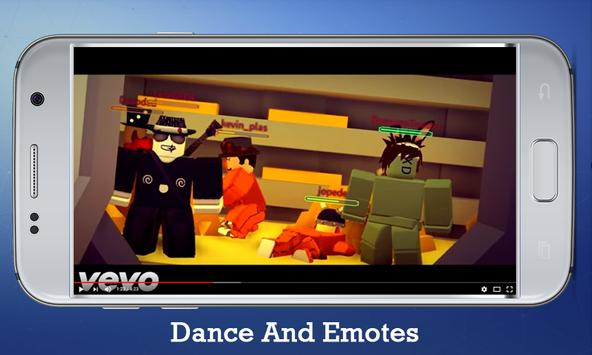 Dance And Emotes screenshot 5