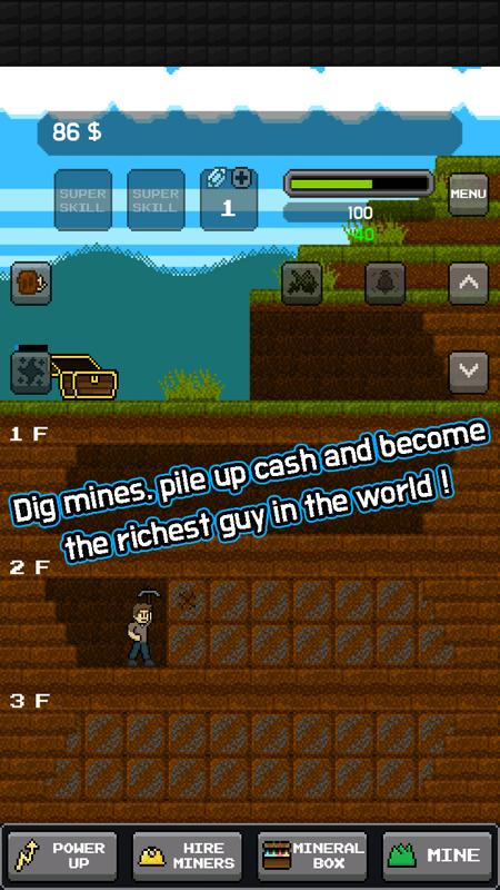 android super miners