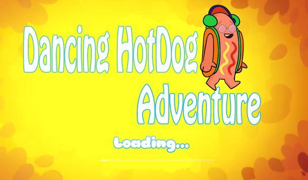 Dancing Hot Dog Adventures poster