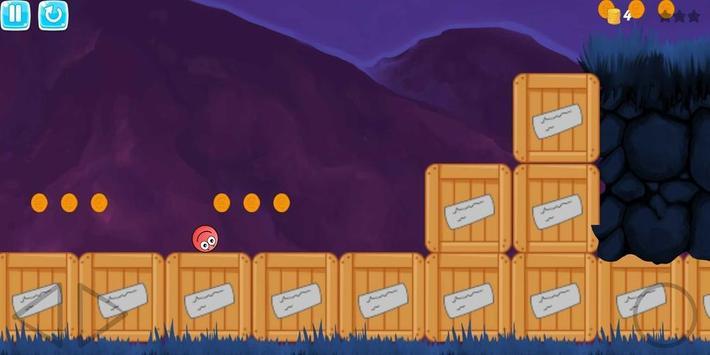 Bouncing Ball : An Adventourous Journey screenshot 4