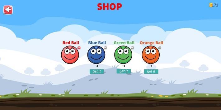 Bouncing Ball : An Adventourous Journey screenshot 7
