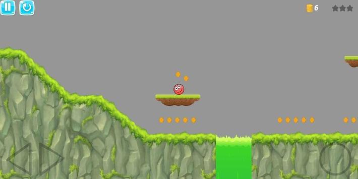 Bouncing Ball : An Adventourous Journey screenshot 1