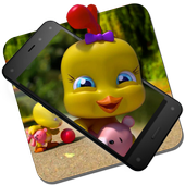 Chicken Positive Live WP icon
