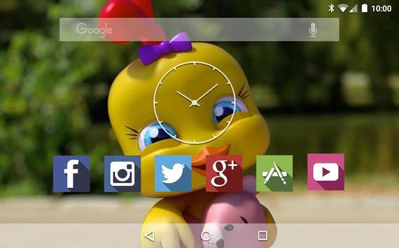 Chicken Positive Live WP screenshot 3