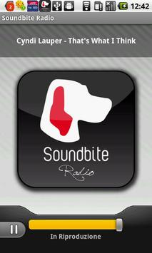 Soundbite Radio poster