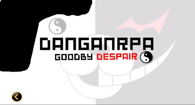 Dangaropa : Goodbye Despair poster