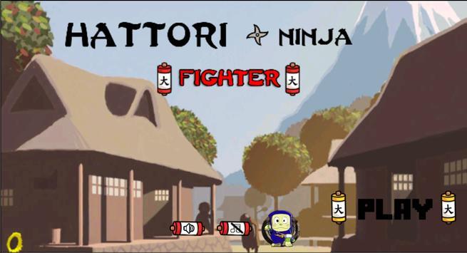Hattoro: Ninja Fight screenshot 1
