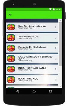 Dangdut Mp3 Gratis screenshot 1