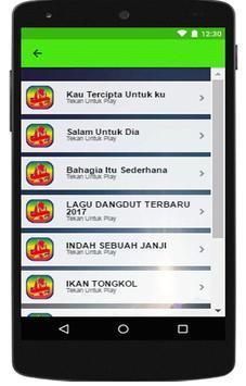 Dangdut Mp3 Gratis apk screenshot
