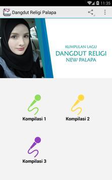 Dangdut Religi Palapa MP3 poster