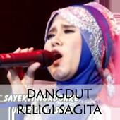 Dangdut Religi Sagita MP3 icon