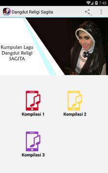 Dangdut Religi Sagita MP3 poster