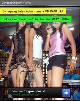 Dangdut ORKES PANTURA apk screenshot