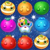 Jewel Star Fruits icon