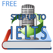 English - Step Up to IELTS icon