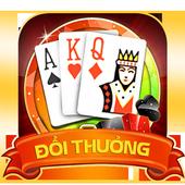 Danh bai doi thuong Online icon