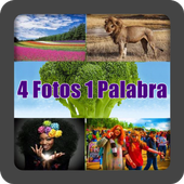 4 Fotos 1 Palabra icon