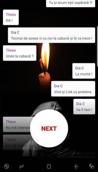 Povesti cu Youtuberi - Chat Stories RO screenshot 6